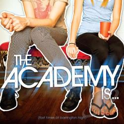 Academy Is... - Fast Times at Barrington High CD Cover Art