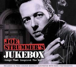 Strummer, Joe - Joe Strummer's Jukebox CD Cover Art