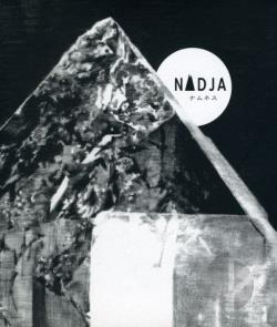 Nadja - Numbness CD Cover Art