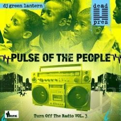 Dead Prez - Pulse of the People CD Cover Art