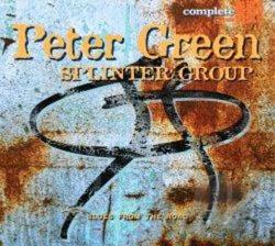 Green, Peter - Peter Green Splinter Group CD Cover Art