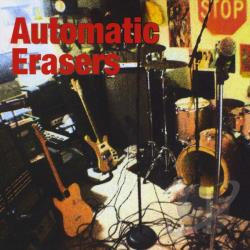 Automatic Erasers CD Cover Art