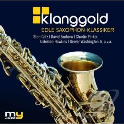 My Jazz: Klanggold CD Cover Art