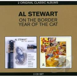 Stewart, Al - On the Border/Year of the Cat CD Cover Art