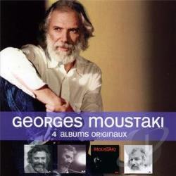 Georges moustaki 4 albums originaux le meteque il y - Georges moustaki il y avait un jardin ...