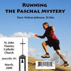 Terry Nelson-Johnson - Running The Paschal Mystery CD Cover Art