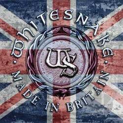 Whitesnake - Made in Britain/The World Record CD Cover Art