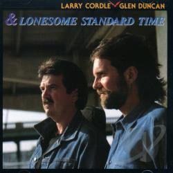 Cordle, Larry - Lonesome Standard Time CD Cover Art