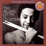 Williams, Tony - Collection CD Cover Art