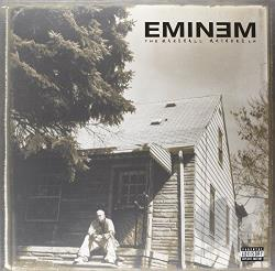 Eminem - Marshall Mathers LP LP Cover Art