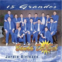 banda del sol 15 grandes jardin olvidado cd album