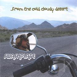 Swashplate - From The Cold Cloudy Desert CD Cover Art