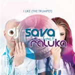 DJ Sava / Raluka - I Like The Trumpet DB Cover Art