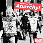 Various Artists - British Punk Anarchy DB Cover Art