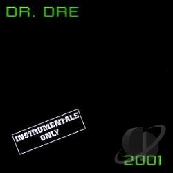 Dr. Dre - 2001 LP Cover Art