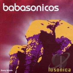 Babasonicos - Lusonica CD Cover Art