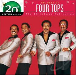 Four Tops - 20th Century Masters - The Christmas Collection CD Cover Art