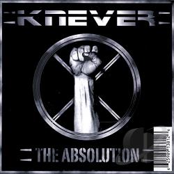 Knever - Absolution CD Cover Art