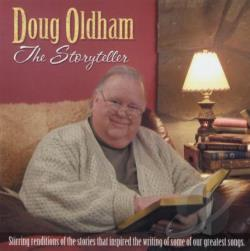 Oldham, Doug - Storyteller CD Cover Art
