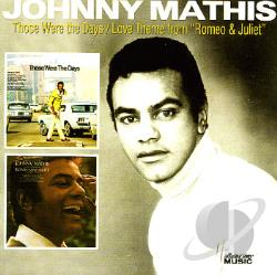Mathis, Johnny - Those Were The Days/Love Is Blue CD Cover Art