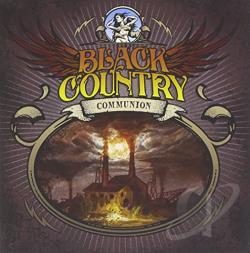 Black Country Communion - Black Country Communion CD Cover Art