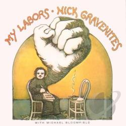 Gravenites, Nick - My Labors & More CD Cover Art