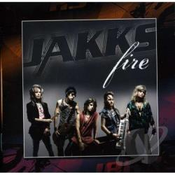 Jakks - Fire CD Cover Art