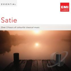 Essential Satie - Essential Satie CD Cover Art