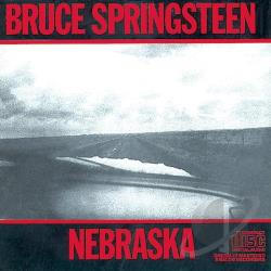 Springsteen, Bruce - Nebraska CD Cover