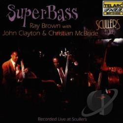 Brown, Ray - Super Bass CD Cover Art