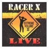 Racer X - Racer X Vol. 2 - Live Extreme CD Cover Art