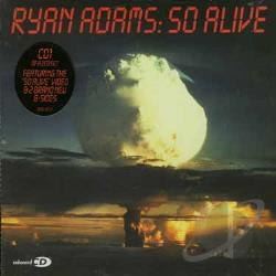 Adams, Ryan - So Alive Pt. 1 CD Cover Art