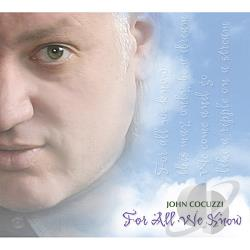 Cocuzzi, John - For All We Know CD Cover Art