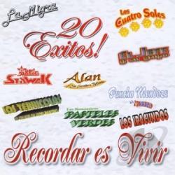 Recordar Es Vivir: 20 Exitos CD Album