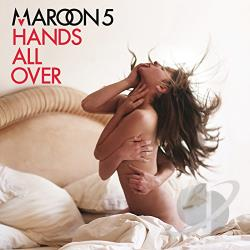 Maroon 5 - Hands All Over CD Cover Art