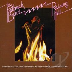 Fatback Band - Raising Hell CD Cover Art