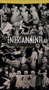 That's Entertainment, Vols. 1 - 3 (6CD) - That's Entertainment! The Ultimate Anthology Of M-G-M Musicals CD Cover Art