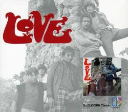 Love - Love CD Cover Art