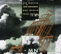 Mintzer, Bob - Hymn CD Cover Art