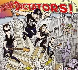 Dictators - Viva Dictators CD Cover Art