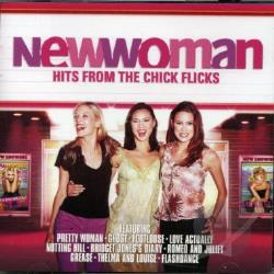 New Woman: Hits From The Chick Flicks CD Cover Art