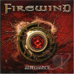 Firewind - Allegiance CD Cover Art