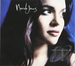 Jones, Norah - Come Away with Me CD Cover Art