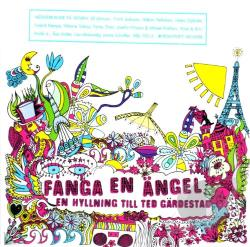 Sjoholm, Helen / Various Artists - Fanga en Angel: En Hyllning Till Ted Garestad CD Cover Art