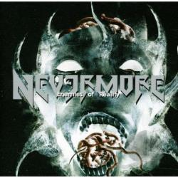 Nevermore - Enemies of Reality CD Cover Art