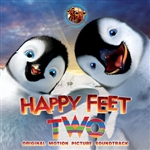 Various Artists - Happy Feet Two DB Cover Art
