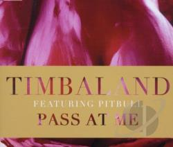 Timbaland - Pass At Me (2-Track) DS Cover Art