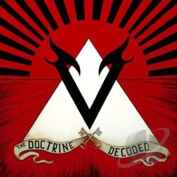 Loch Vostok - V: The Doctrine Decoded CD Cover Art