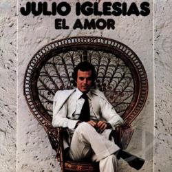 Iglesias, Julio - El Amor CD Cover Art