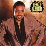 Albright, Gerald - Just Between Us CD Cover Art